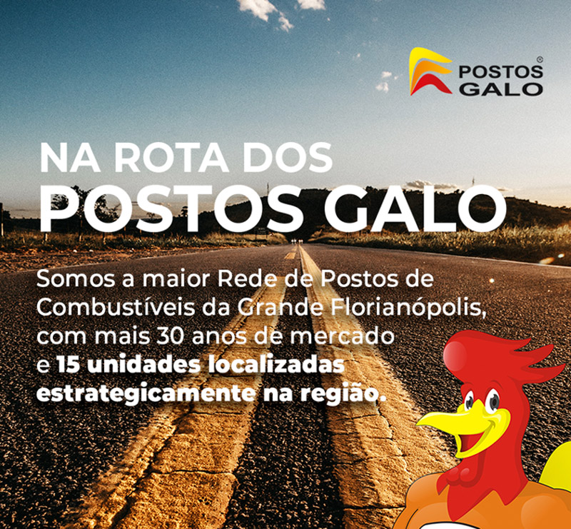 Newsletter - Postos Galo